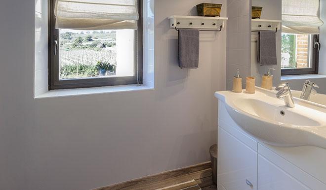 Badezimmer Bastide de Bringairet
