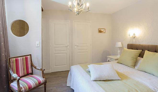Schlafzimmer Bastide de Bringairet