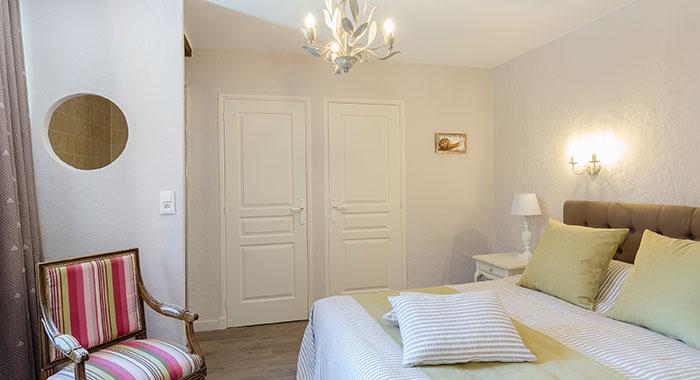 Bedroom Bastide de Bringairet