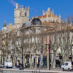 Narbonne in der Region La Clape